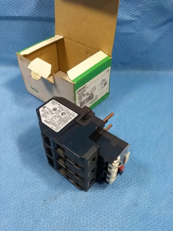 Schneider Electric LR9D5367 TeSys Thermal Overload Relay, Skbawa-b525-jb