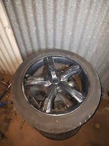 17X8 4X114.3 ROH Fury 4 stud wheels Whyalla Norrie Whyalla Area Preview