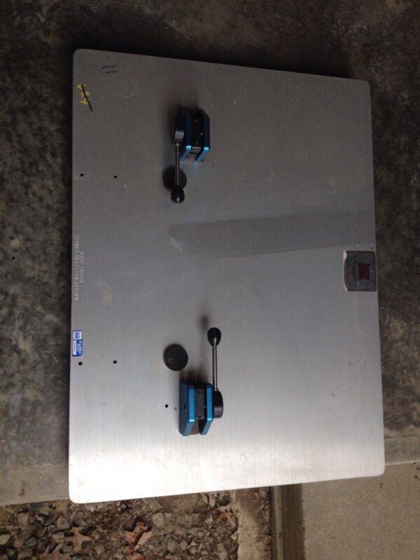 """Ternes Register Plate Punch 27"""" X 36"""""""
