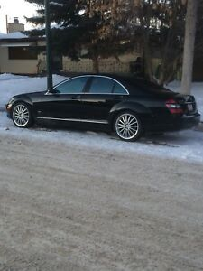 Mercedes Benz S450 4Matic(All Wheel Drive)