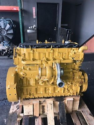 Caterpillar C7 & Acert - Used Engines - DIESEL ENGINE FOR SALE C-7 CAT ENGINE for sale  Miami