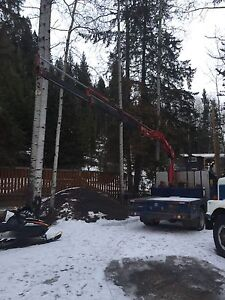2004 Amco veba V706  S3 crane