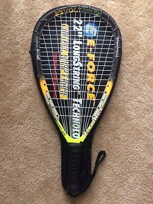 "E Force Revolt 195 Gram 104 Sq In Long String 22"" Racquetball Racquet for sale  Las Vegas"