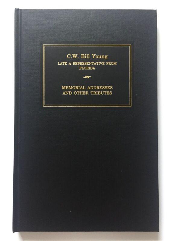 2014 Florida Congressman C.W. Bill Young Tributes in Congress Hardcover Book