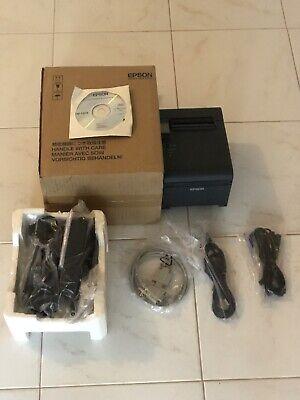 Star Micronics Tsp143iiu Tsp100ii Thermal Receipt Printer Usb