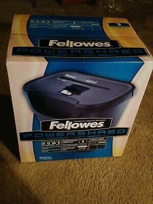 Fellowes P-45c Shredder