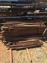 FOR SALE - Used steel fence posts Dubbo 2830 Dubbo Area Preview