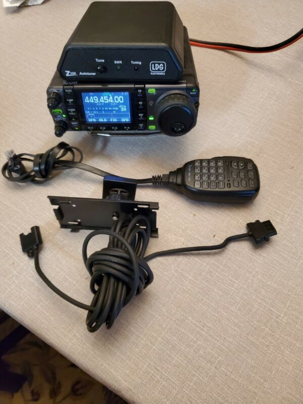 Icom IC- 7000 with extras