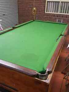 Billiard Table Sydenham Brimbank Area Preview