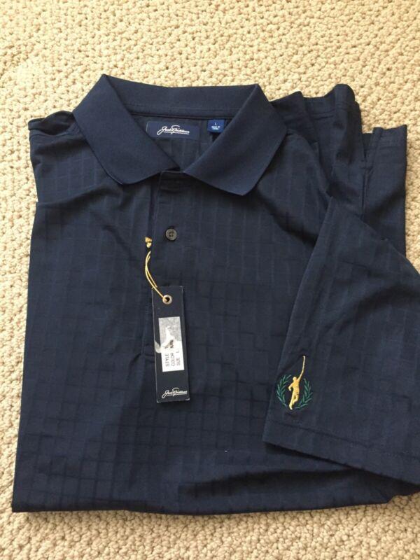 Bears Club Golf Shirt Size Large