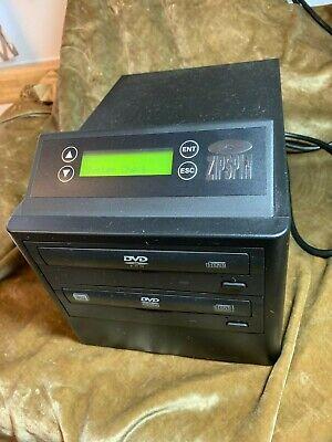 Zipspin CD & DVD Duplicator model DVD-121-Pro-WM