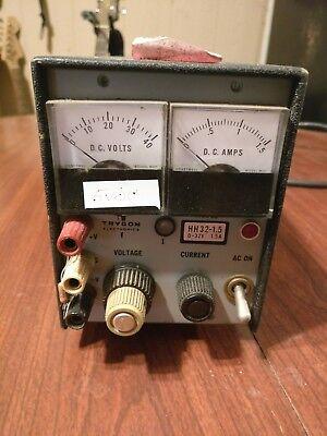 Trygon Electronics Power Supply Model Hh 32-1.5