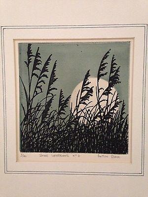 Laszlo Bagi Philadelphia Artist  SHORE IMPRESSIONS Lithograph Serigraph