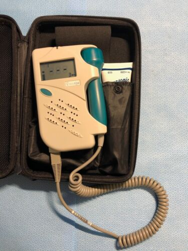 MedGyn/ Sonotrax Hand-Held Fetal Doppler  3MHz with case