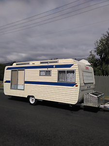 CHESNEY CARAVAN Howrah Clarence Area Preview