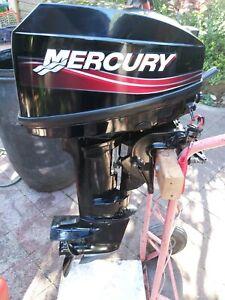 15 Hp Outboard Motor Mercury