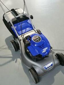 PRE-OWNED VICTA LAWN MOWER (SELF PROPELLED)