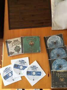 Baldour's Gate 10 CD Games for your PC