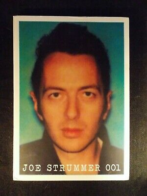 Joe Strummer 001 (2 CD's/72 Page Lyric Book, UK) Includes 12 Unreleased Songs](Halloween 2 Song)