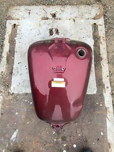 Mid 2000 Honda 600 shadow gas tank