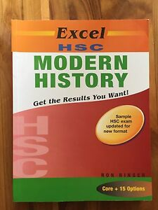 EXCEL HSC MODERN HISTORY Loftus Sutherland Area Preview