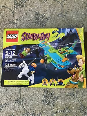 Lego 75901 Scooby Doo Mystery Plane Adventures - Used - Complete (Box Damaged)