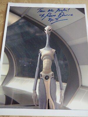 Rena Owen- Star Wars Original Signed Photo