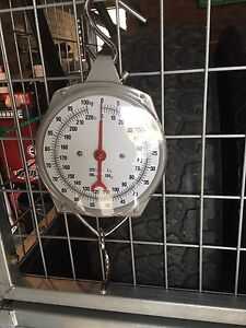 100kg hanging scales Kyabram Campaspe Area Preview