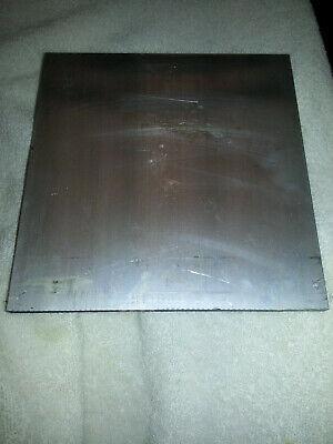 38 X 8 X 8 Long 6061 Aluminum Stock Plate Flat Bar