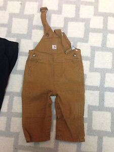 Carhartt overalls 12 months Peterborough Peterborough Area image 1