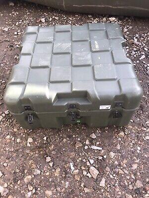 PELI 1450 Case Green rare brand new Tough hard military Pelicase 1450