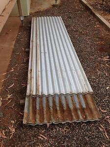 Corrugated and trimdeck roof or fence sheets Alice Springs Alice Springs Area Preview
