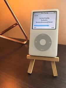 Apple iPod 5th Generation 128GB SSD Memory upgraded Greenwich Lane Cove Area Preview