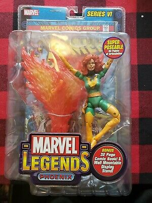 Toy Biz Marvel Legends Phoenix Sealed MOC