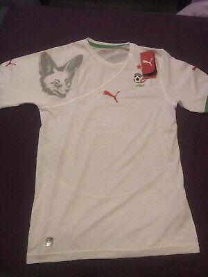 algeria football shirt With Tag Original World Cup 2010 image