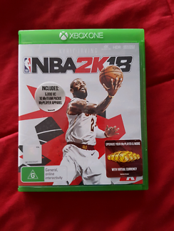 NBA 2K18 Xbox One Epping Whittlesea Area Preview