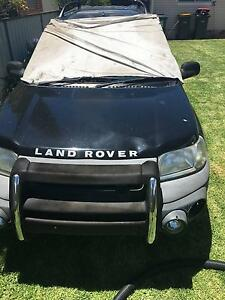 2001 Land Rover Freelander Wagon West Tamworth Tamworth City Preview