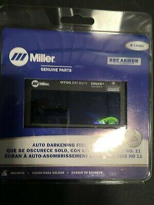 Miller Genuine Auto Darkening Lens Shade 11 2x4-14 - 770961