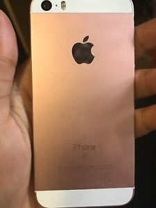iPhone rose gold