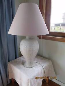 Large Elegant Table lamp with shade to suit any decor Greenwich Lane Cove Area Preview