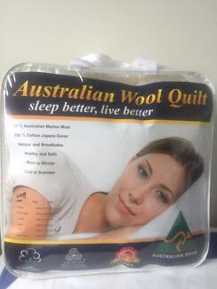 Brand new Wool Quilt for sale
