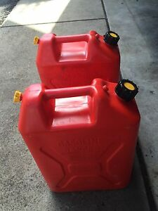 Jerry Cans Cremorne North Sydney Area Preview