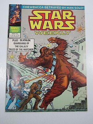 Guardians Of The Galaxy Star Wars (Star Wars Weekly Comic #94 (Marvel 1979) Marvel UK-GOTG Guardians of the Galaxy)
