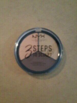 Face Makeup Steps (NYX Professional Makeup 3 Steps to Sculpt Face Sculpting Palette Medium)
