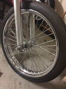 Wanted Harley sportster wheel 19 or 21 Melbourne CBD Melbourne City Preview