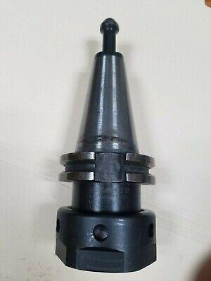 """Valenite CV40 1//4/"""", 6.35MM CAT40 0.25/"""" GPL 2.5/""""V40CTE25225 Side Lock Adapter"""