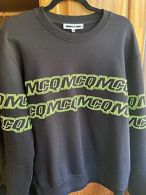 Alexander Mcqueen MCQ Hyper Sweatshirt/Jumper (M)