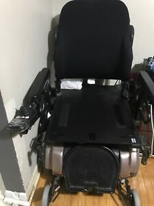 Motorized wheelchair,