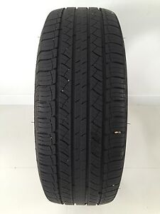One 245/50/R20 AllSeason Michelin Latitude Tour HP -goodtread