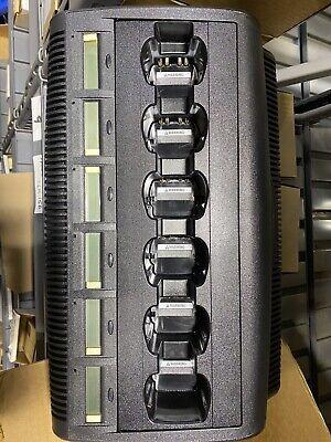 Motorola 6-bank Impres Adaptive Drop-in Charger Nntn7072a